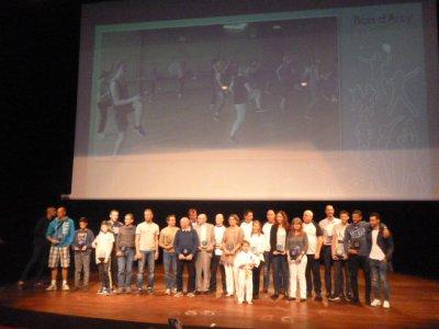 Remise des Trophées du Sport 3ème édition !