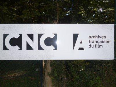 Journée du Patrimoine : visite des archives françaises du film