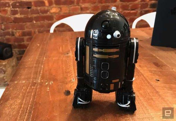 Goth R2-D2 de STARWARS !