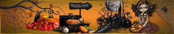 Pause Halloween parce qu'Halloween s'en vient !