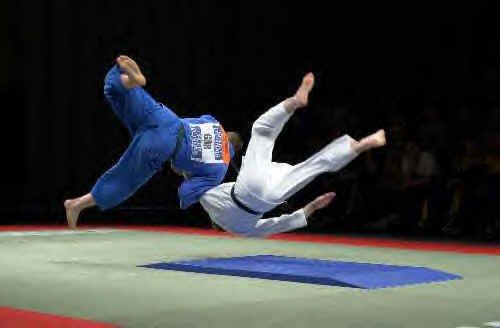 Championnat de France 1ère Division de Judo !