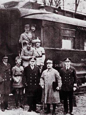 Demain : 99ème anniversaire de l'Armistice !