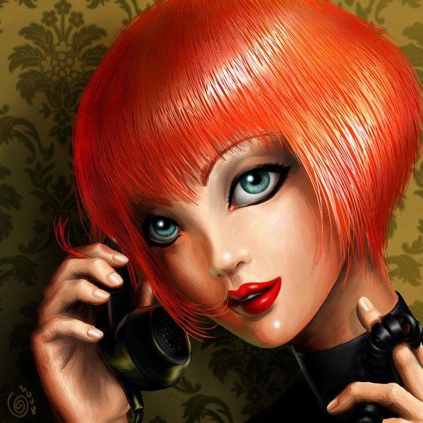 Mon prochain job : dealeuse par téléphone ! Et Vous ?! XD