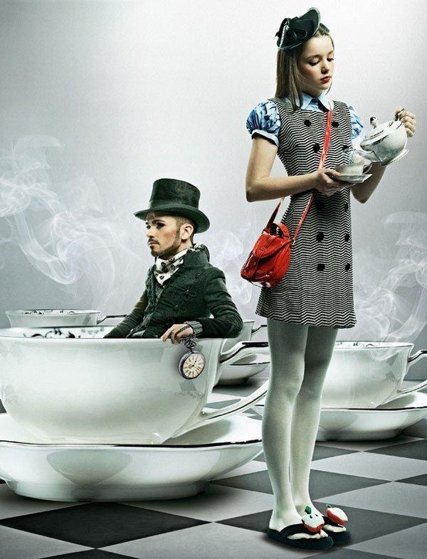 Feuilles de thé : alerte aux pesticides !