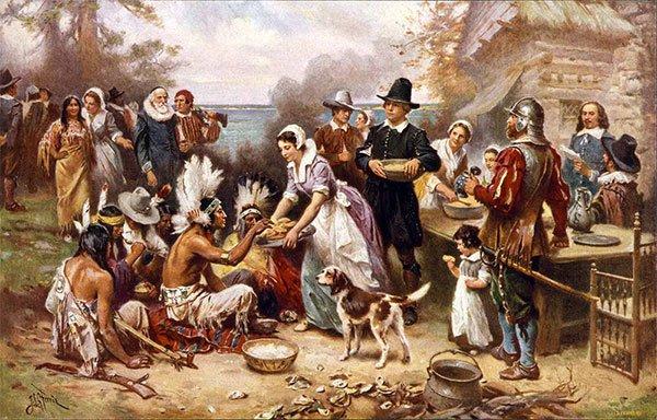 THANKSGIVING aux USA : le 4ème jeudi de novembre !