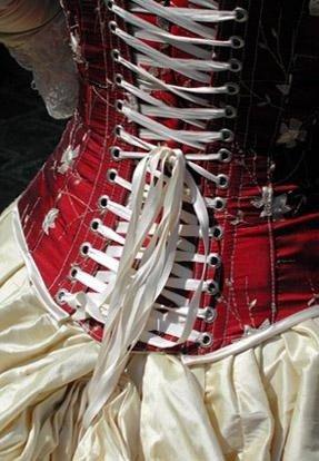 Goths corsets
