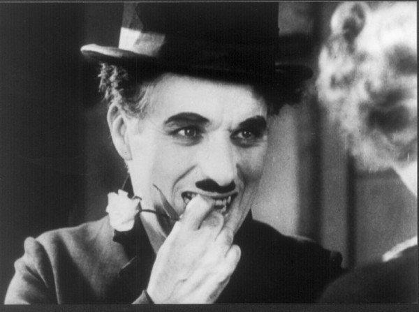 Charlie Chaplin, pour le plaisir
