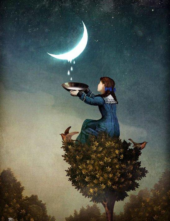 Le moon milk, la boisson magique pour faire de beaux rêves