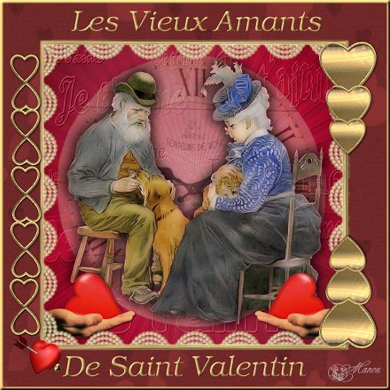 Saint-Valentin vintage