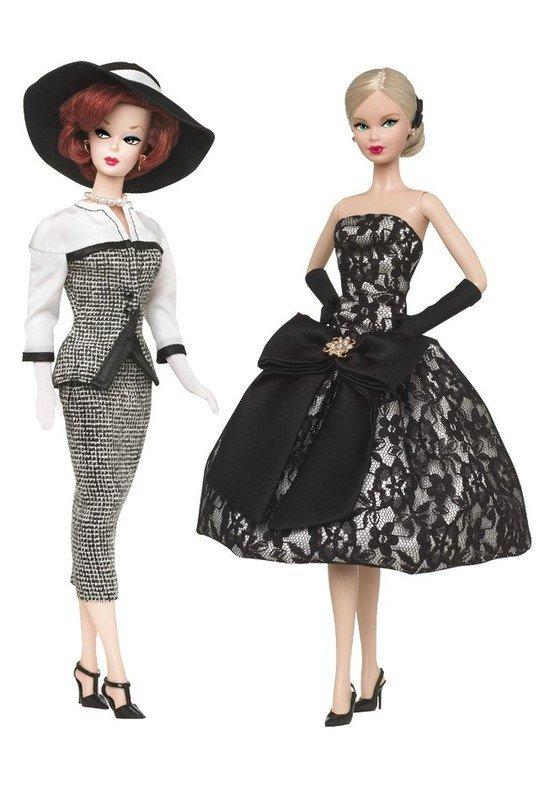 Le goth c'est chic pour Barbie !