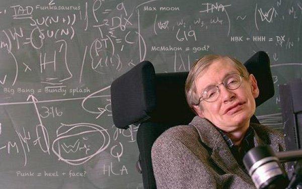 Douze citations inspirantes de Stephen Hawking