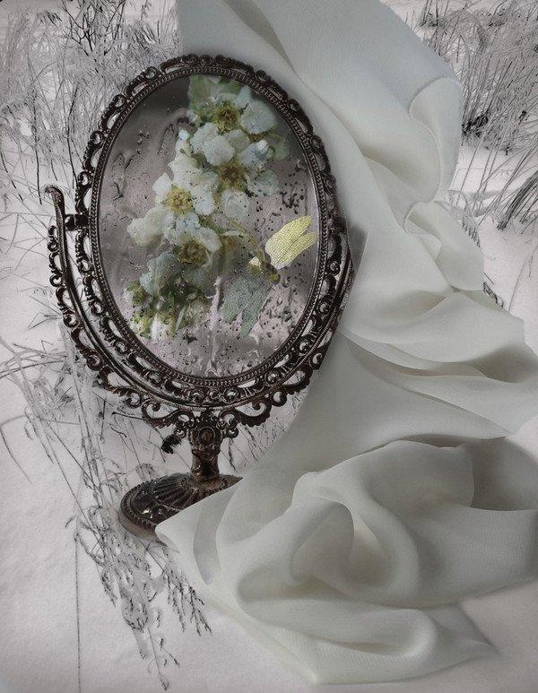 Le Miroir : poème de Pablo Picasso