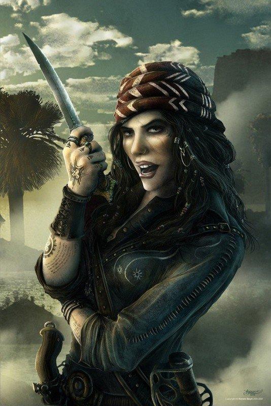 Pirat'rie !