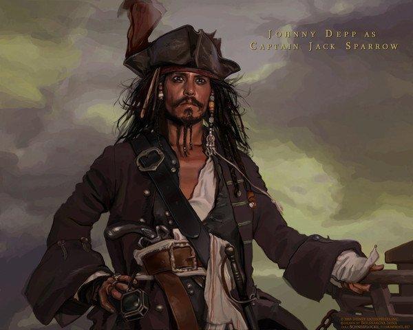 Mon pirate préféré !