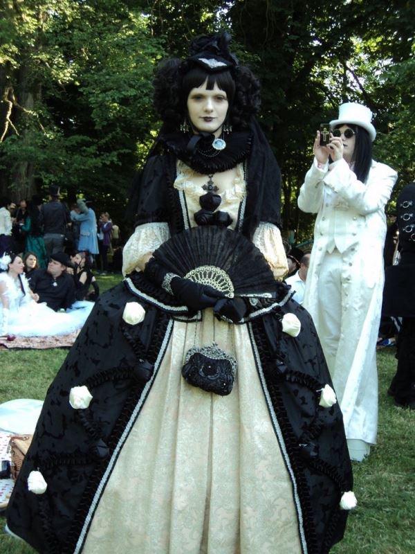 Blanc gothique