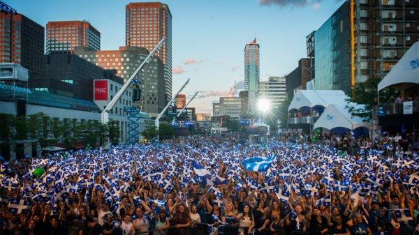 Bonne fête nationale à nos Ami(e)s Québécois(es) !