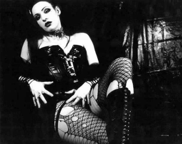 Goth sexy