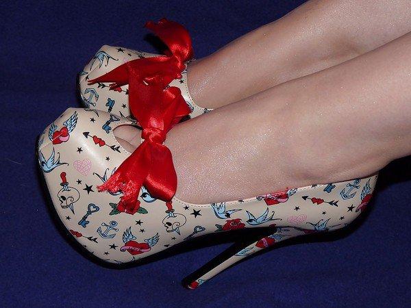Chaussures gothiques