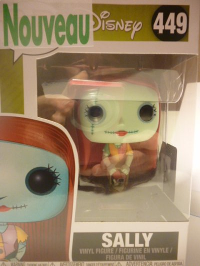 Ma nouvelle figurine pop : SALLY