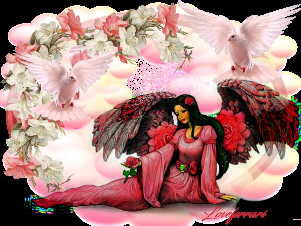 Des anges