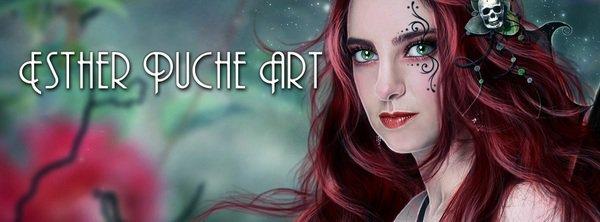 Esther Puche : artiste (1ère partie)