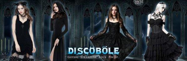 Discobole : boutique en France