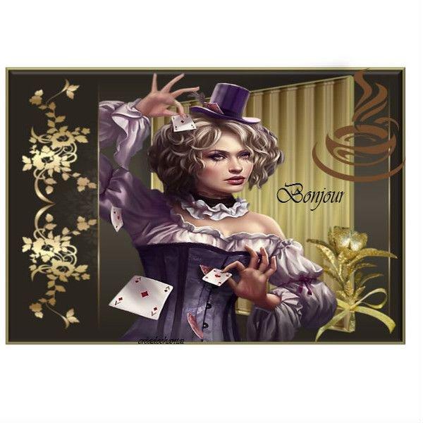 Tour de cartes étonnant