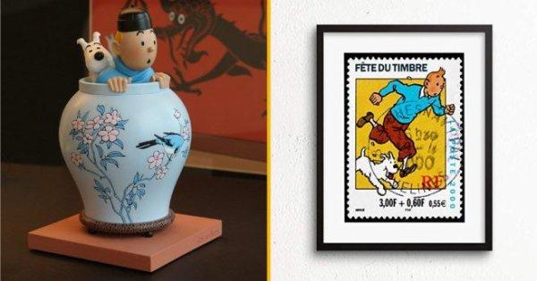 Tintin : 90 ans !