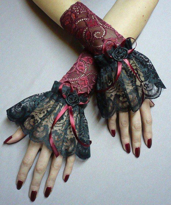 Make Up et Nail Art gothic