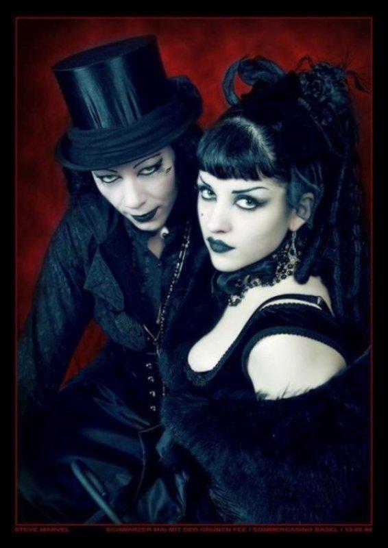 Les goths romantiques : infos
