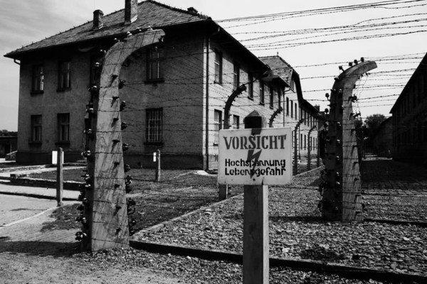 Auschwitz : 74 ans