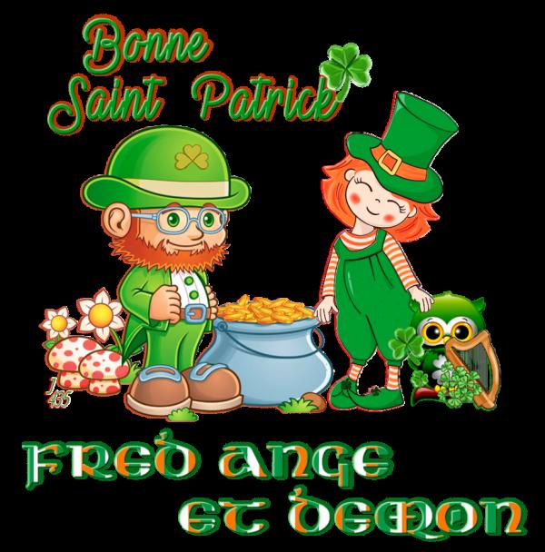 De Jacotte435 pour ma Saint-Patrick