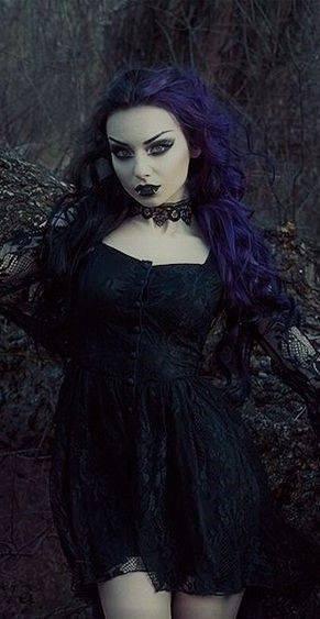 Bleu gothique
