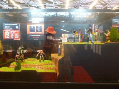 Musée GOLDORAK : pour le plus grand bonheur de la fan que je suis ! XD