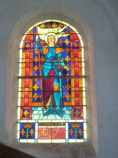 Eglise de La Harazé (ARGONNE)