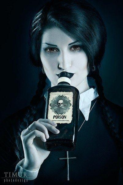 Mercredi Addams & Co