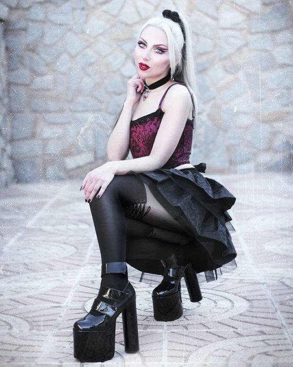 Just goth !