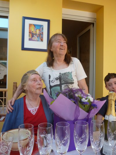 Mamie Denise : 91 ans