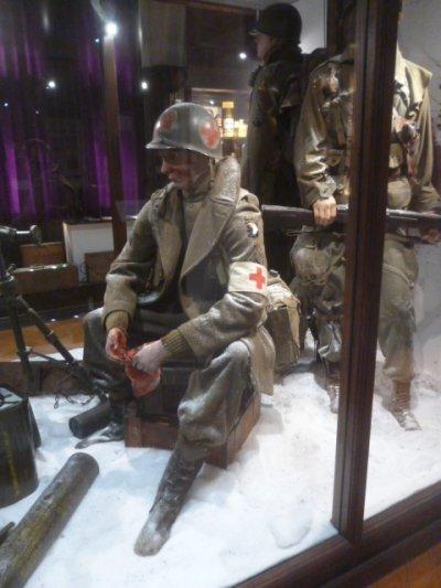 101st Airborne Museum à BASTOGNE