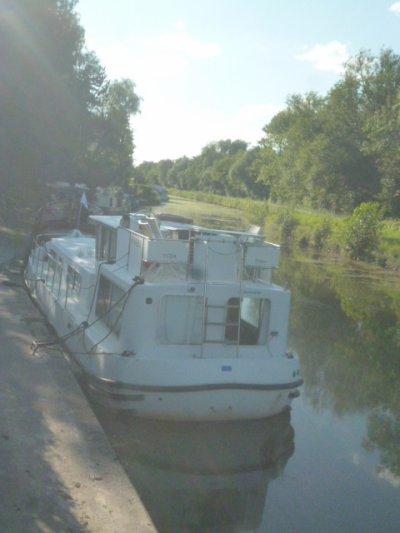 A la halte fluviale
