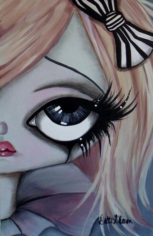 Art goth digital