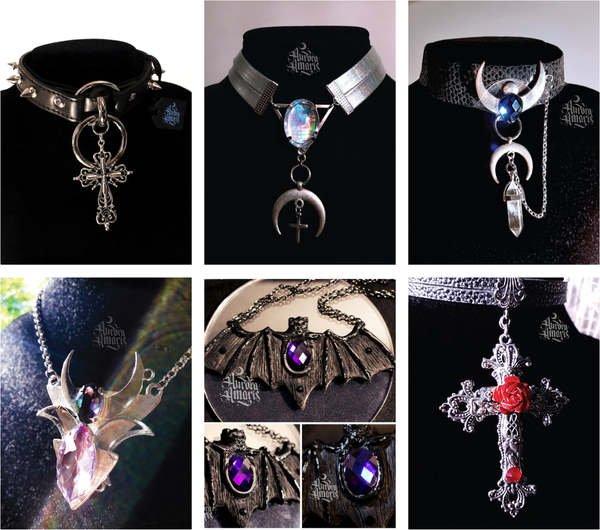 Bijoux goths