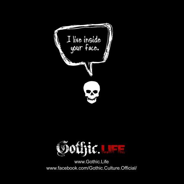 Message de goth
