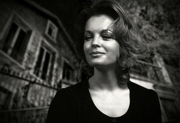 Romy Schneider, actrice