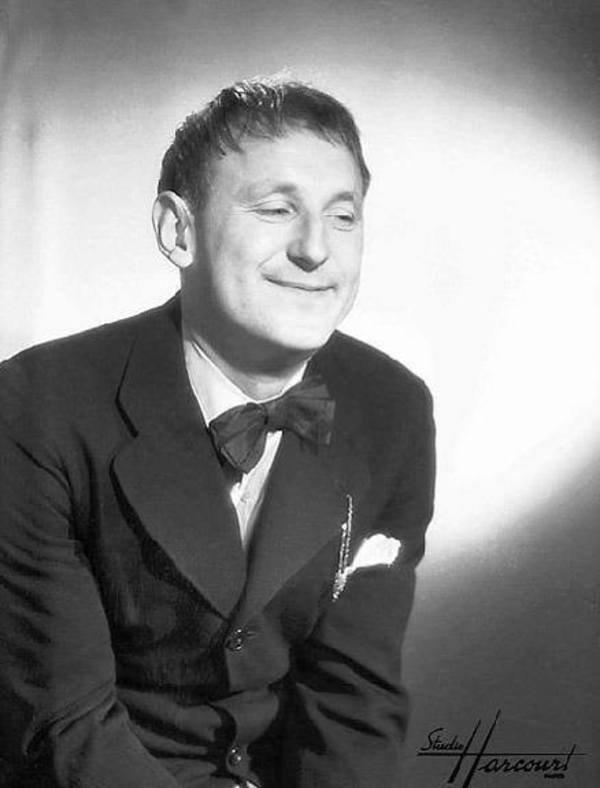 Bourvil, acteur