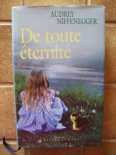Livre : De toute éternité d'Audrey Niffenegger