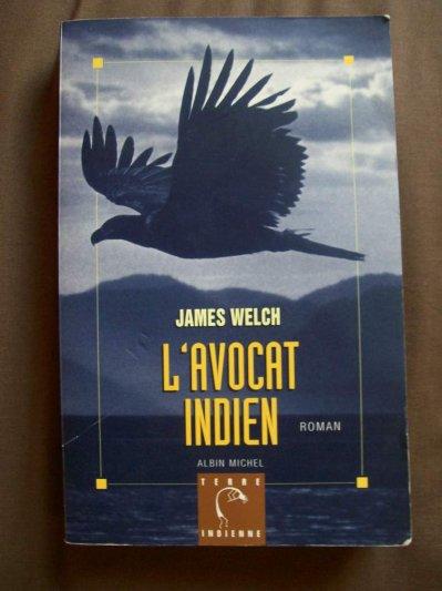 Livre : L'avocat indien de James Welch