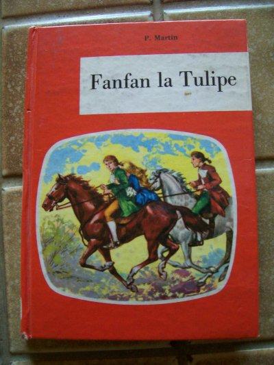 Livre : Fanfan la tulipe de Pierre Martin