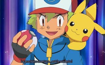 mon premier pokemon :