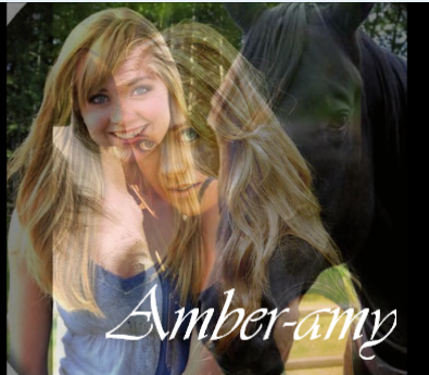Montage Amy & Spartan ♥♥ & Amy & Storm ♥♥